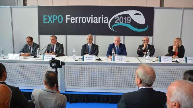 Expo Feroviaria Açılış Mərasimi min