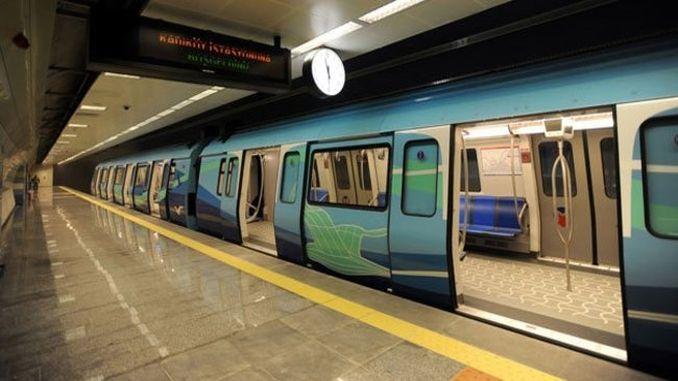 Kartal Pendik Tavsantepe Metro