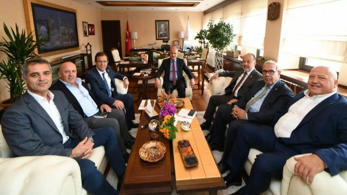 aydinli industrialists wanted turhandan electric railway minister