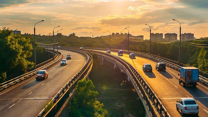 Straßenbrücken und Autobahngebühren