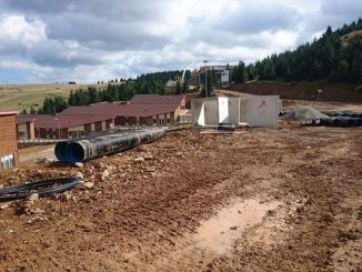 cambasi ski resort is preparing for the season