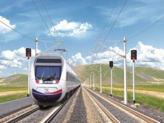 canakkalen's only hope for fast train is bursa