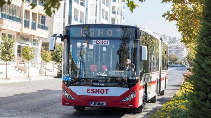 Eshot bussipeatuste teave on uuendatud
