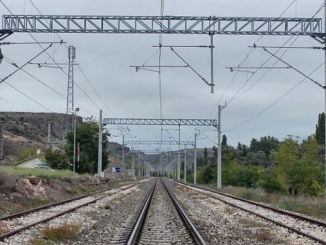 Eskisehir Kutahya Tavsanli Tuncbilek electrification systems maintenance and repair work tender result