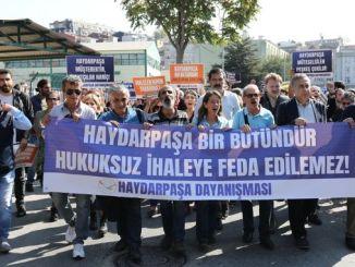 haydarpasa是一個整體,不能為非法招標而犧牲