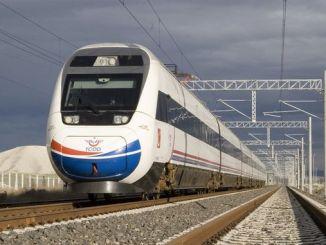 前往马拉蒂亚的快速火车