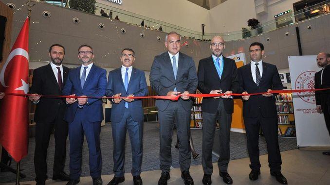 Istanbulin lentokentän terminaali avattiin
