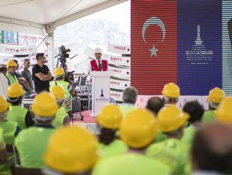 Izmir narlidere metroo teenus avatakse lõpus