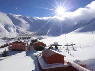 izmirliler ski resort evangeli