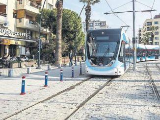 poslední situace v projektu tramvaje Karsiyaka Cigli