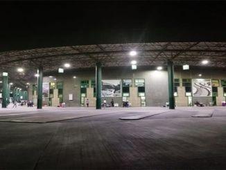 ефективний міжміський автобусний термінал