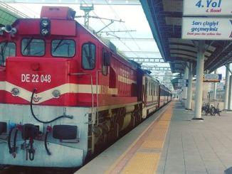 科尼亞藍色火車時刻表和古澤加西