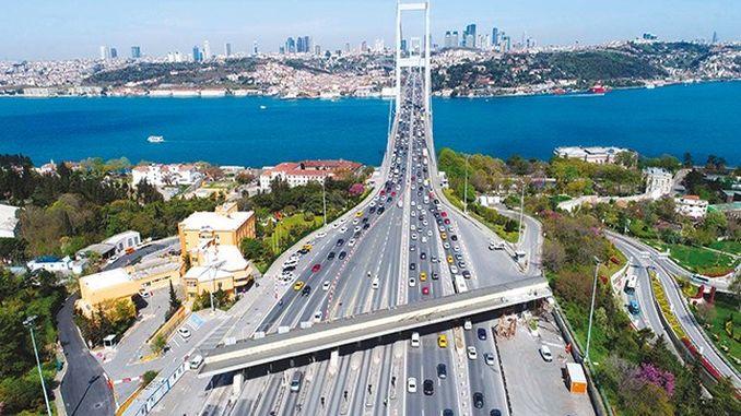 bridges and motorways raided money