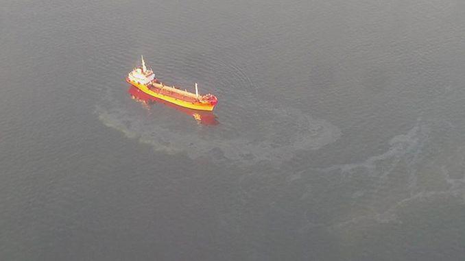 korfezi saastuttaa laivan miljoonan TL rangaistuksen