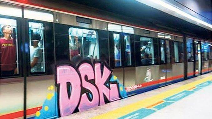 purigado de graffiti estos farita en marmaraj aroj