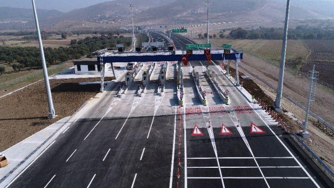 се отворија автопат за мениа алига кандрали, се отворија некои делови од сообраќајот