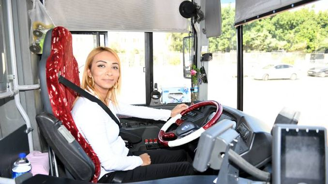 public transportation in Mersin
