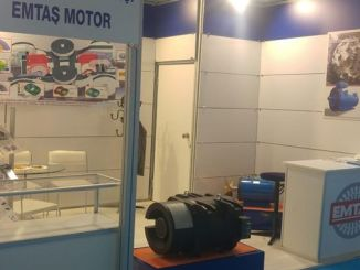 The first domestic and national brand traction motor for metro vehicles was produced by elsan as
