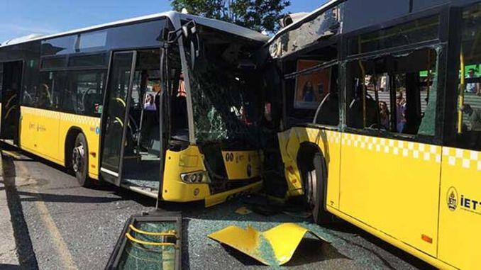 A ga-etinye usoro ịdọ aka na ntị mbụ na ụgbọ ala iji gbochie ihe mberede metrobus