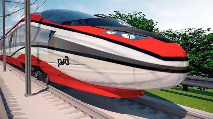 mosca petersburg partirà in treno