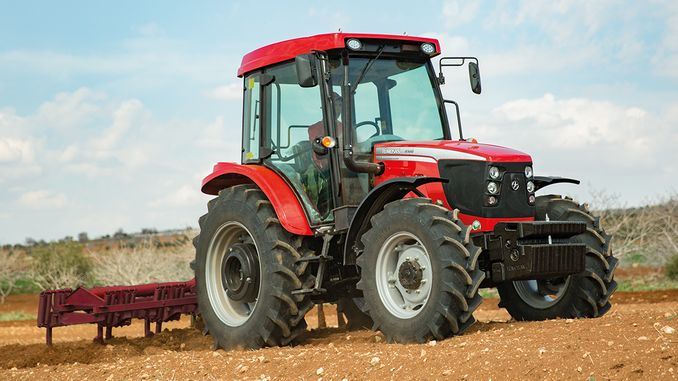 Tumosan example of success in engine and tractor production