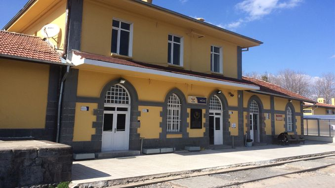 nigde railway station and boron station will be the platform of the tender result