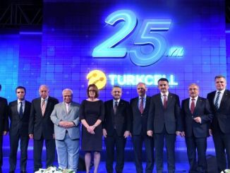 turkcell celebrated its year