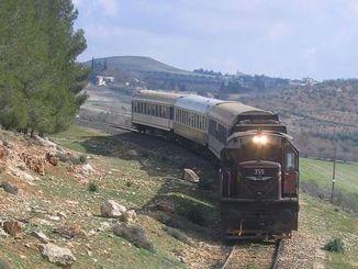 iraq, syria turkey Railway