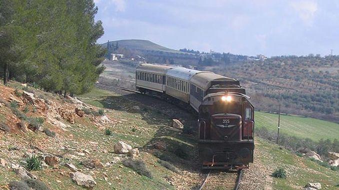Iraak, Süüria Türgi raudtee