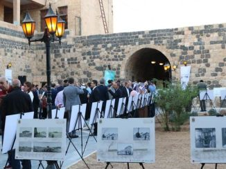 historical hejaz railway exhibition in urdunde