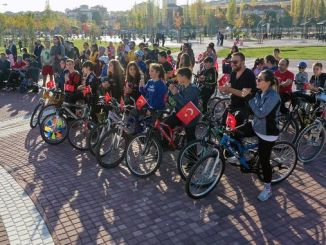Pedal In Memory Of Atatürk
