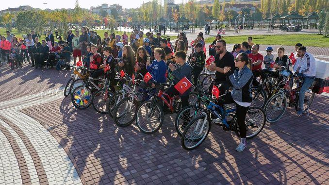 Pedal In Memory Of Atatürk