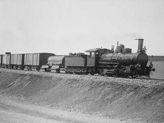 Anatolia ဘဂ္ဂဒက်မီးရထား
