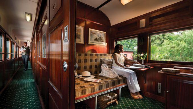 Самый роскошный поезд в мире
