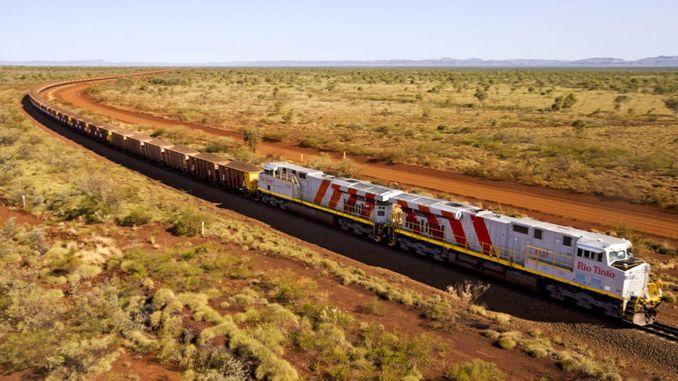 Самый длинный в мире поезд