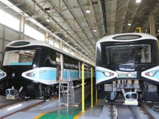 Adapazari-suurnopeusjunatehtaan perustaminen