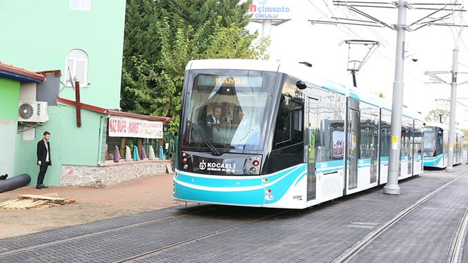akcaray tram line will be built and extended to city hospital