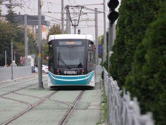 Akcaray γραμμή τραμ θα φτάσει στο νοσοκομείο της πόλης