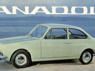 Kuidas sündis anadoli automark
