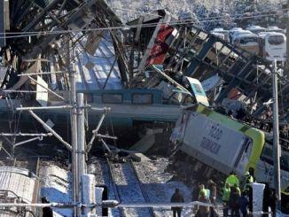 Ankara kiirrongiõnnetuse süüdistus vastu võetud