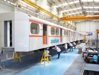 Metro nationalis, locali et in Ankara technology aselsan