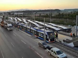 antalya stage rail system project start de studie van de kruising