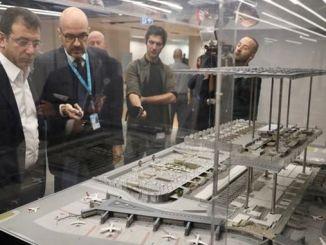 Το imamoglu βρήκε κριτικές στο αεροδρόμιο της Κωνσταντινούπολης