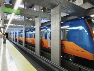 president secer gav datum för mersin metro