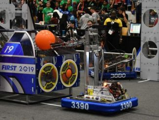 baskent will host ankara off season frc robot tournament for the first time