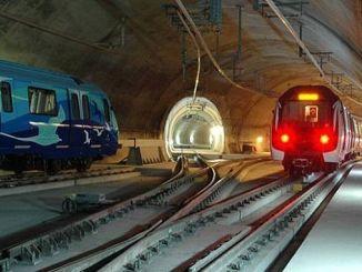 Cekmekoy Sancaktepe Sultanbeyli метро линиясын кайра курууну баштап жатат