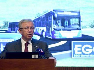 egoya اتوبوس جدید برای خرید