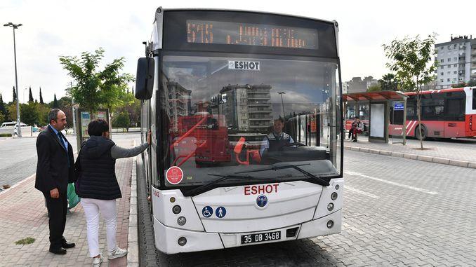 eshottan kaksi uutta linja-autoa