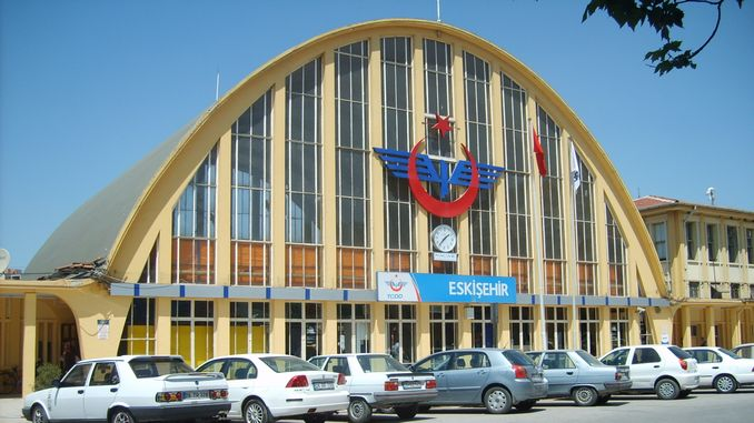 eskisehir new station