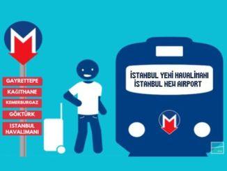 gayrettepe istanbul airport metro wird am ende dringend sein